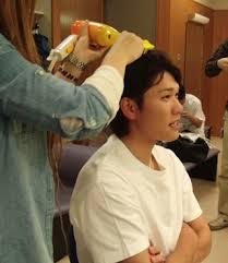 坂本勇人 美容室