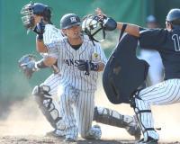 プロ野球 ブロック禁止