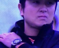 高橋由伸の腕時計